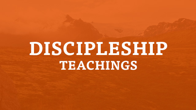 Discipleship: Teachings | The Chapel of The cost of discipleship download