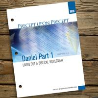 Precepts: Daniel Part 1 - Tuesday Morning